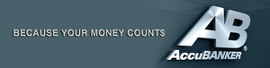 accubanker home page banner
