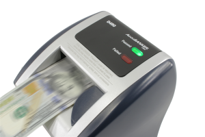 Five Counterfeit Detection Features for Bill Scanning