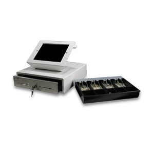 silver POS equipment