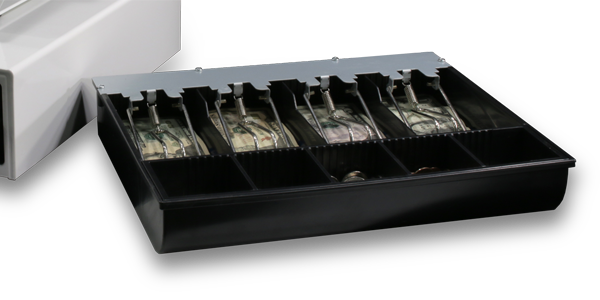 Removable Currency Tray
