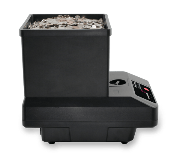 ab650plus coin counter sorter left