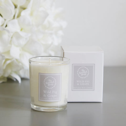 Wild Fig and Grape Travel Candle