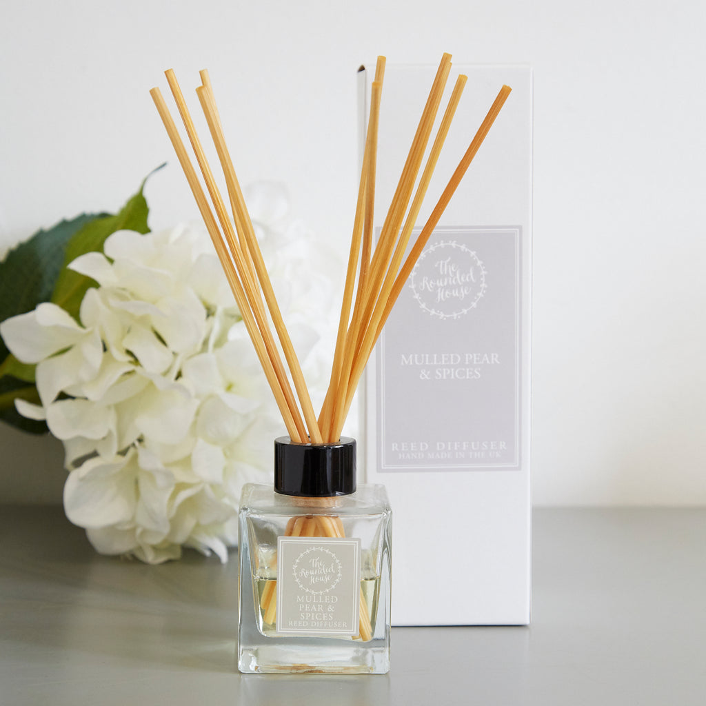 Mulled Pear Reed Diffuser