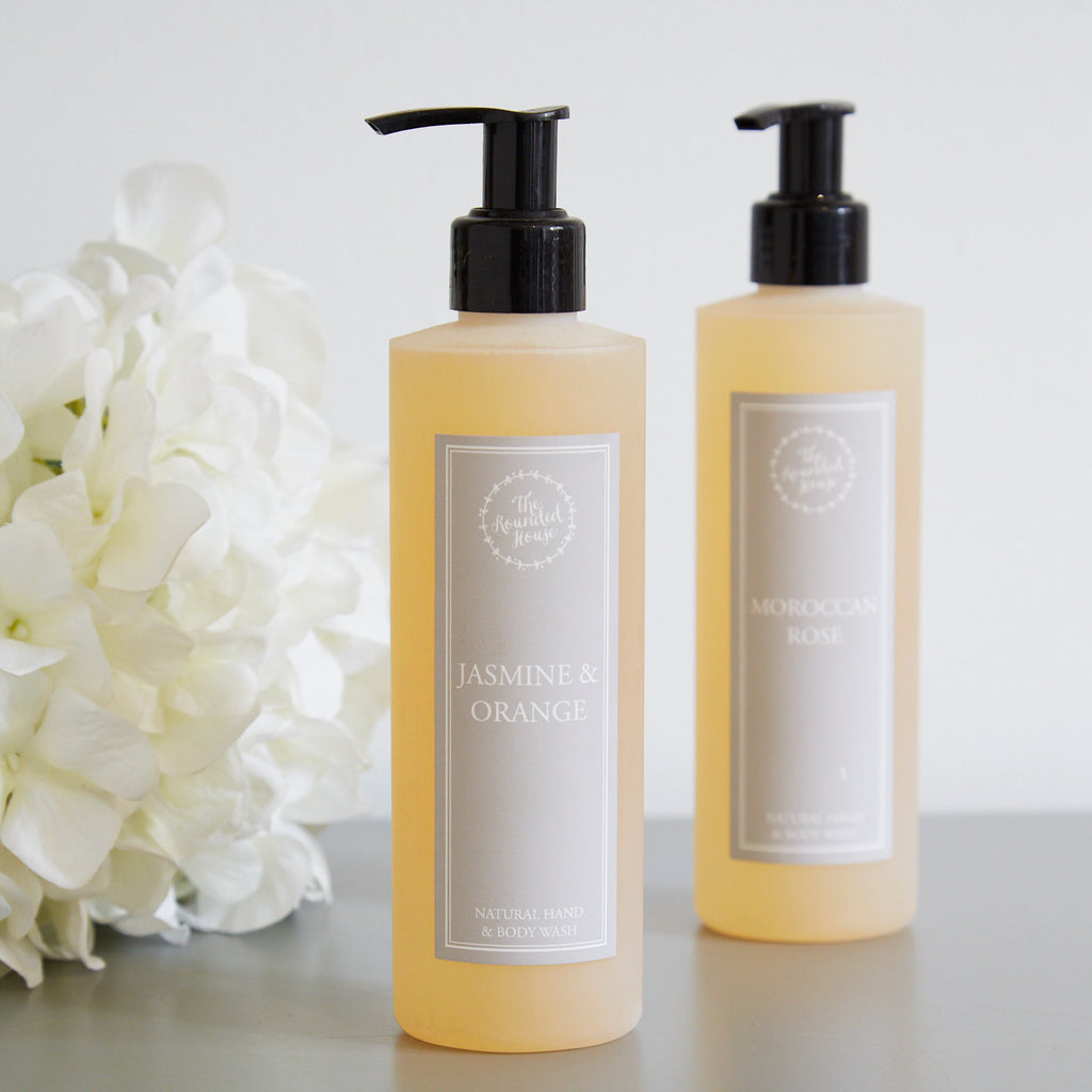 Moroccan Rose Hand and Body Wash