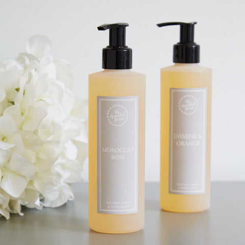 Jasmine and Orange Hand and Body Wash
