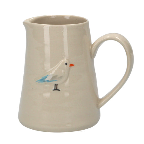 Mini Jug with Seagull Design