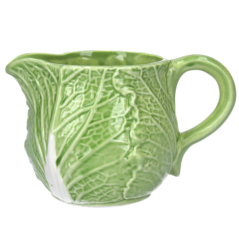 Cabbage Design Jug