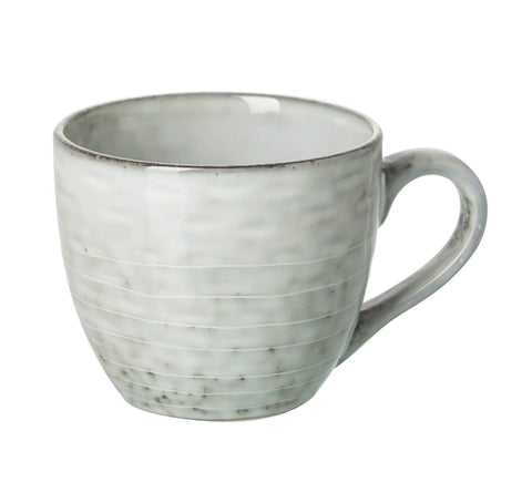 Mottled Grey Mug
