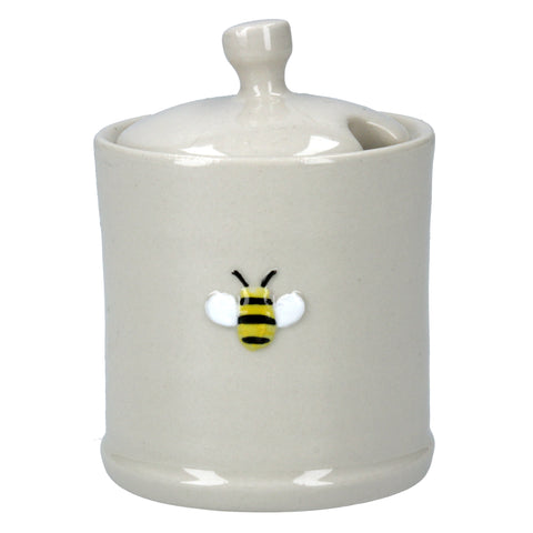 Bee Sugar/Honey Pot