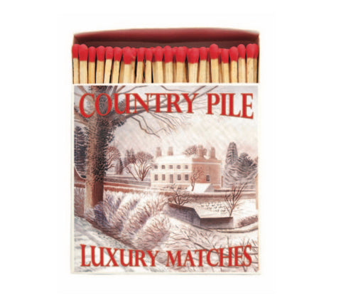 Country Pile Long Matches