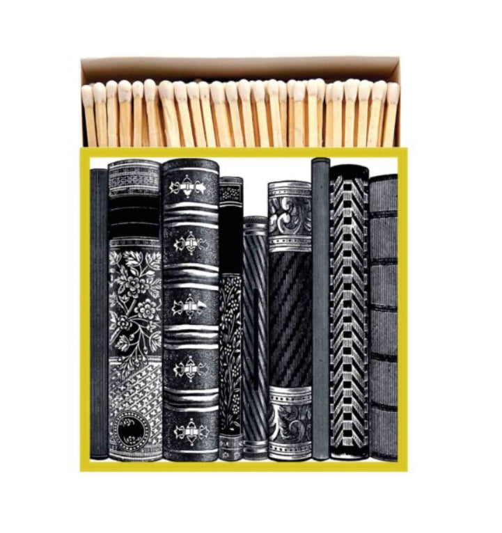 Books Luxury Long Matches