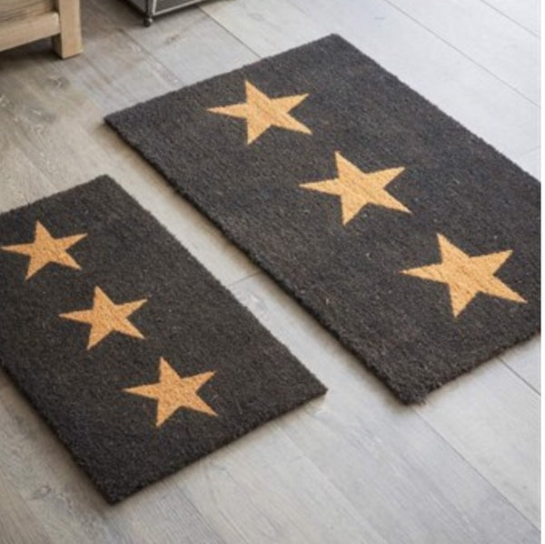 Small Star Doormat