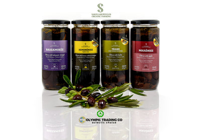 Sakellaropoulos Organic Farming, Launches its products in the USA, with clarity in virtue Olympic Trading Co.