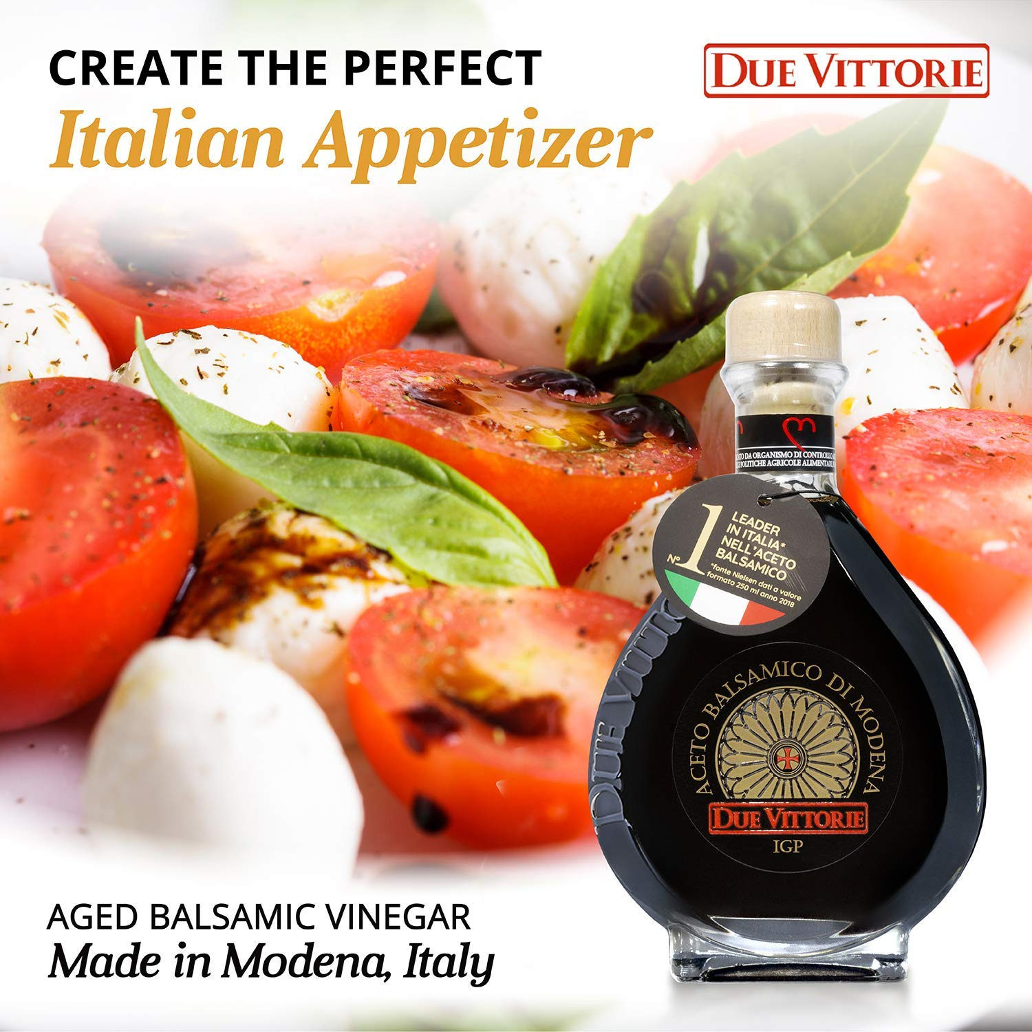 Due Vittorie Oro Gold Balsamic Vinegar