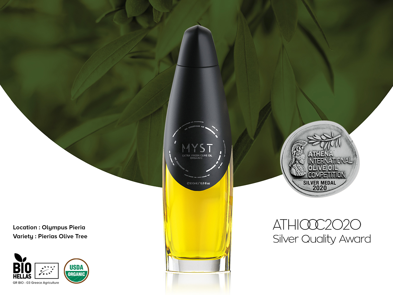 Quality Silver Award ATHIOOC2020