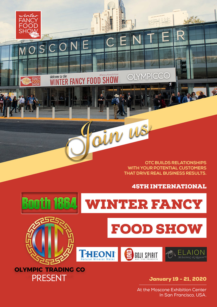 Winter Fancy Food Show 2020