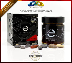 Eulogia of Sparta - Premium Arbutus (Strawberry tree) Honey - 3-Star Great Taste Awards-Winner (298g) - OLYMPICCO.COM