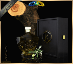 Kormos Gold - Premium Extra Virgin Olive Oil with 24-Karat Edible Golden Flakes - 700ml / 23.7oz - Pre-orders - OLYMPICCO.COM