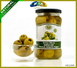 Premium Jalapeno Stuffed Green Olives - 290g - OLYMPICCO.COM