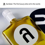 Lambda Ultra-Premium Extra Virgin Olive Oil - Healthy Luxury Olive Oil - Harvest 2019 - OLYMPICCO.COM