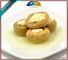 Mushrooms stuffed with feta Cheese - 210g - OLYMPICCO