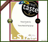 Greek 100% Natural Fig Nectar Syrup - Limited Reserve - THETA (9.52 oz) - OLYMPICCO.COM