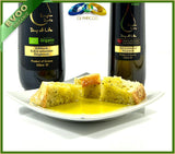 Organic Drop of Life, Extra Virgin Olive Oil 500ml - Harvest 2019 - OLYMPICCO.COM