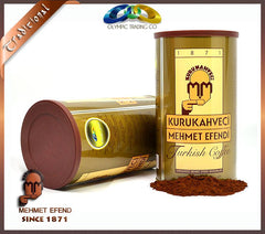 Turkish Coffee Kurukahveci Mehmet Efendi 17.6 Oz. - OLYMPICCO