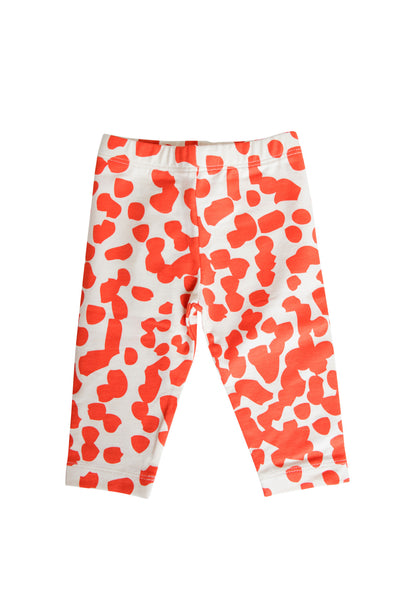 Baby Coral Stains Leggings
