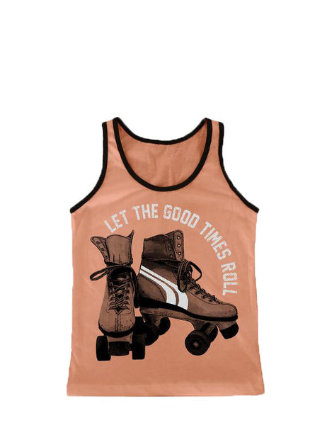 Good Times Roll Tank Top