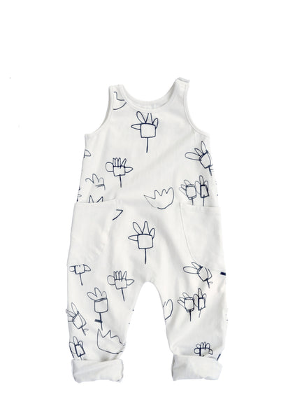 Fields Tank Romper