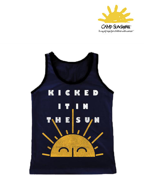 Kicked It Tank Top