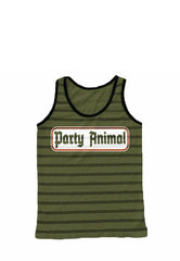 Party Animal Tank - Mini Mischief