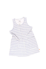 Grid Tank Dress - Mini Mischief