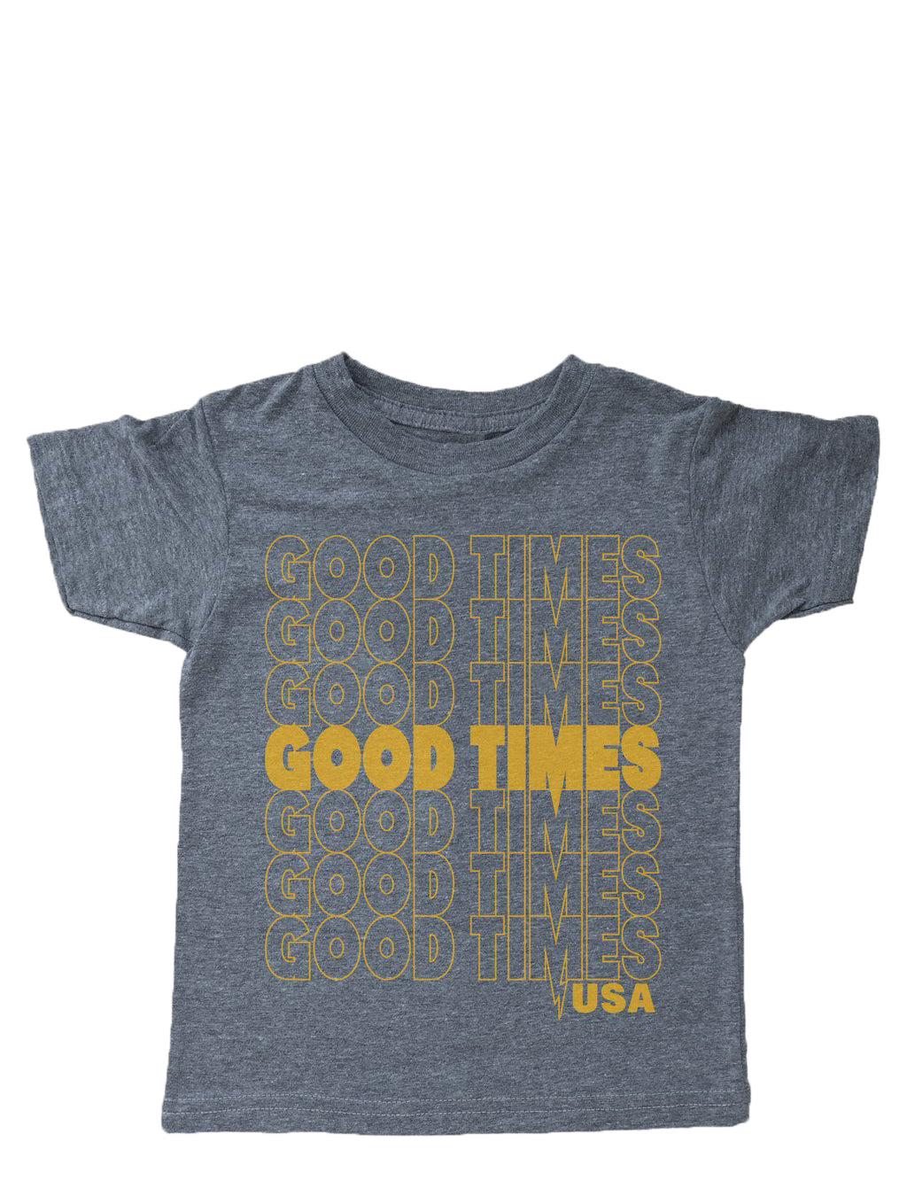 Good Times USA Tee - Mini Mischief
