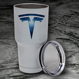 Tesla Logo'd Insulated Water Cup