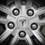 Tesla Wheel Decals | Tesla Pride