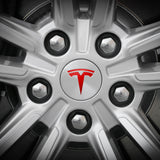 Tesla Wheel Decals | Tesla Aftermarket