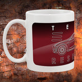 Tesla Model 3 Coffee Mug | Tesla Coffee Cups
