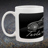 Tesla Model S Mugs | Tesla Coffee Cup | Tesla Pride