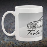 Tesla Coffee Mugs | Tesla Cups | Tesla Pride