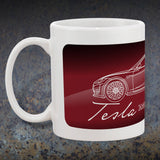 Tesla Model S Mug | Tesla Coffee Cups | Tesla Pride
