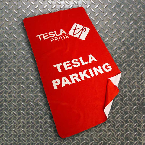 Tesla Rally Towels | Tesla Aftermarket