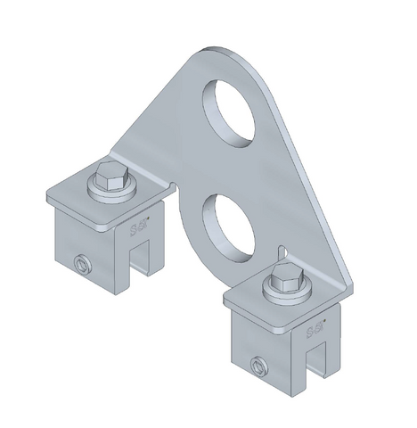 S-5 Blizzard II E Clamp Bracket