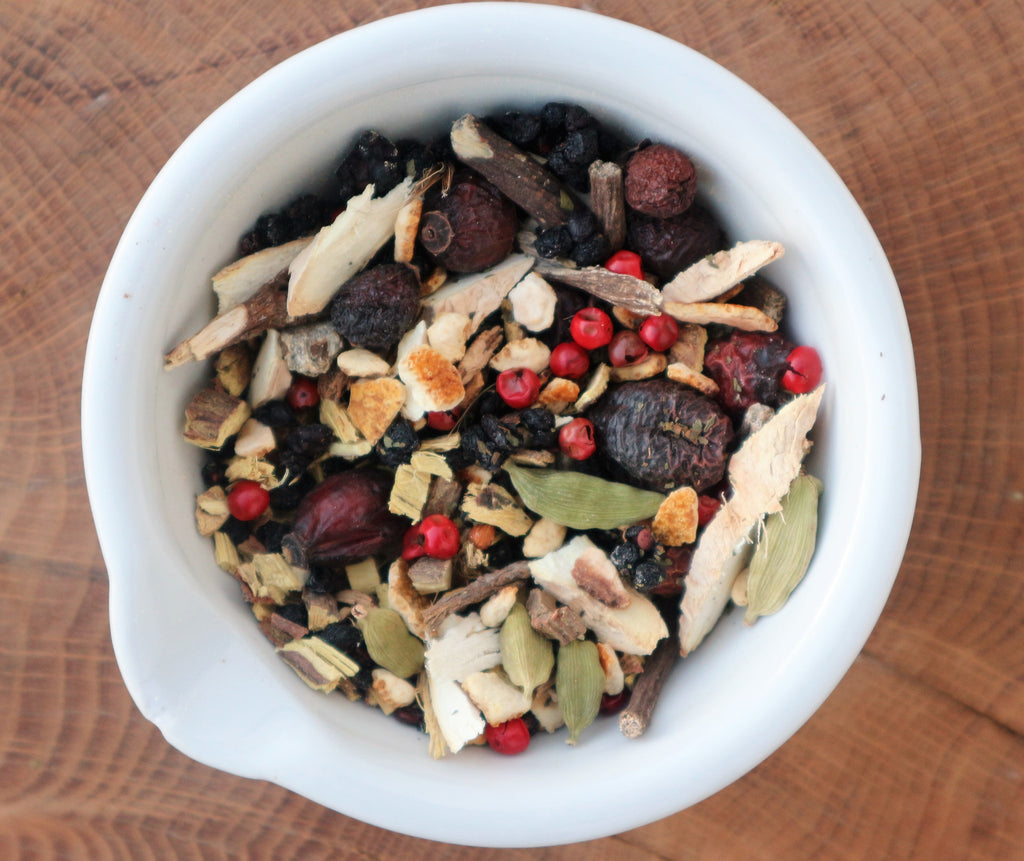 Elderberry Immunity Boost Tea - Daisy & Mallow