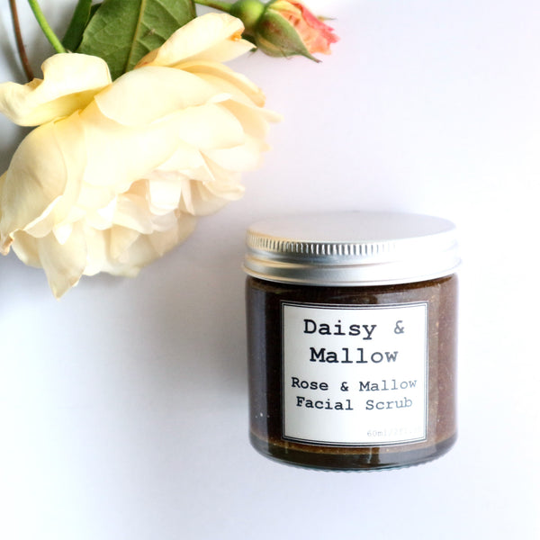 Rose & Mallow Clay Cleanser - Daisy & Mallow