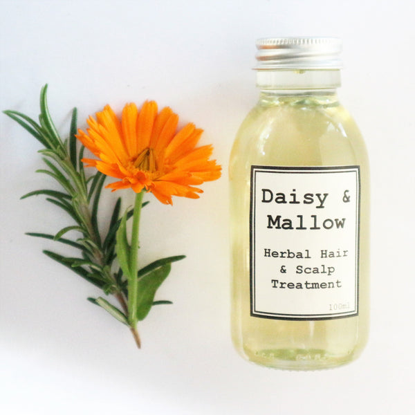 Nourishing Hair and Scalp Treatment - Daisy & Mallow