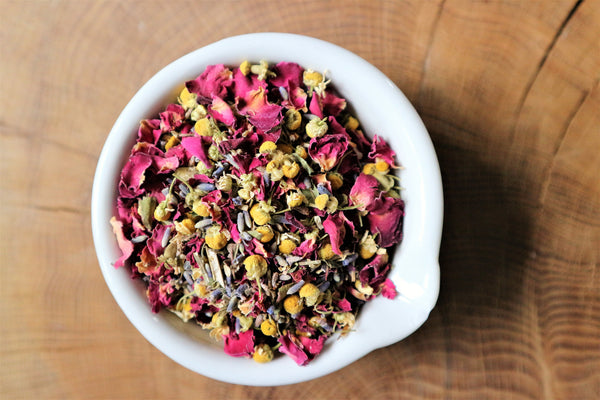 Wildflower Serentity Loose Leaf Tea