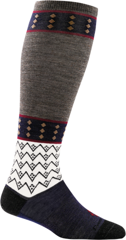 Diamonds Knee High Light Women sock