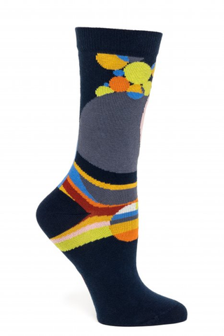 FLW Glass Balloons Women's Sock